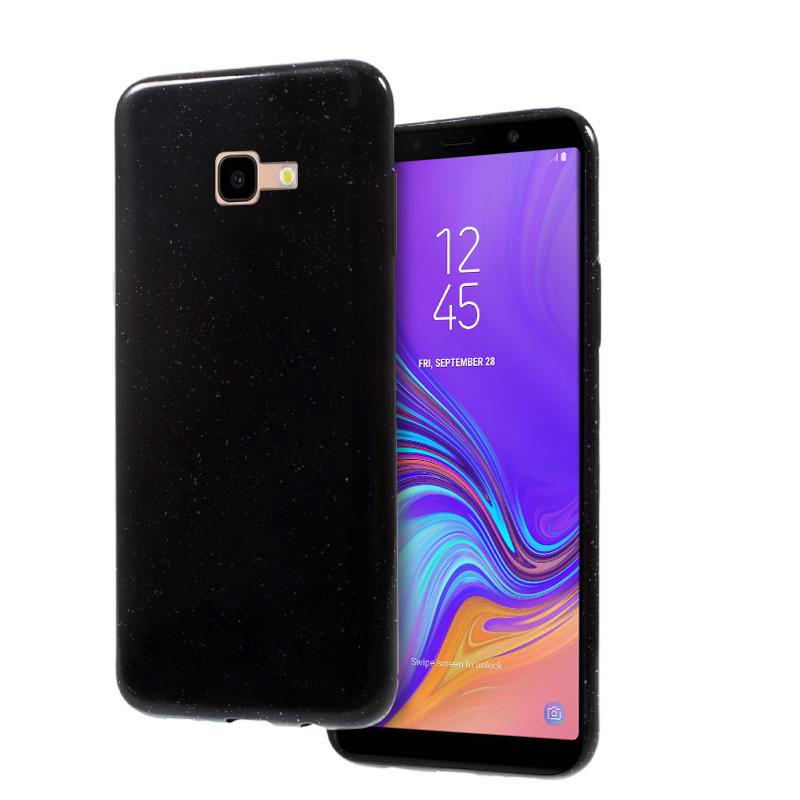 Husa Screen Geeks Star Case Samsung J4 Plus 2018 (Black)