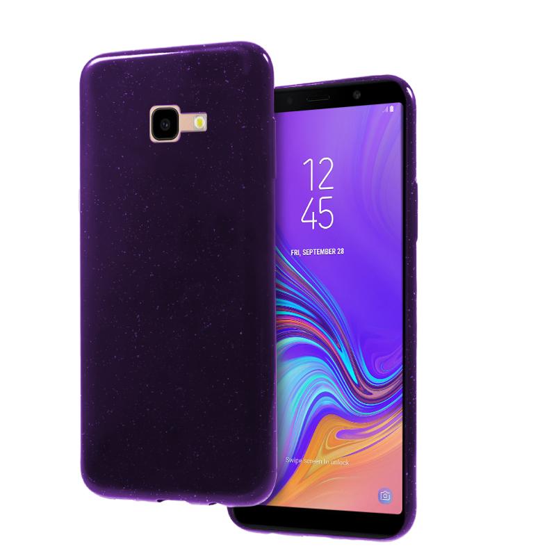Husa Screen Geeks Star Case Samsung J4 Plus 2018 (Purple)