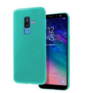 Чехол Screen Geeks Star Case Samsung J8 2018 (Mint)
