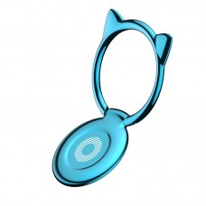 Baseus Cat Ear Ring Bracket (Blue)