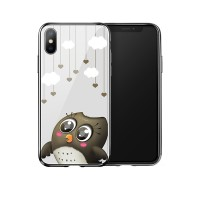 Husa Hoco Kikibelief Cool Buddy for iPhone X / Xs (Buddy 9)