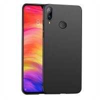 Husa Screen Geeks Solid Xiaomi Redmi 7 [Black]