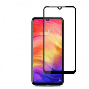 Sticla Protectoare Screen Geeks Full Cover All Glue Xiaomi Redmi Note 7 (Black)