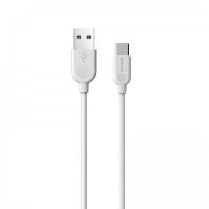 Cablu Borofone BX14 Link Jet Type-C (3m) [White]