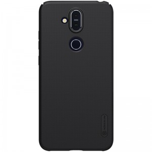 Чехол Nillkin Frosted Shield for Nokia 8.1 / X7 (Black)
