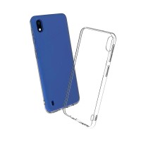 Husa Screen Geeks Tpu Ultra Thin Galaxy A10 [Transparent]