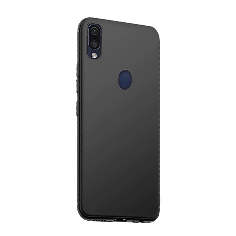Husa Screen Geeks Solid Samsung Galaxy A20 [Black]