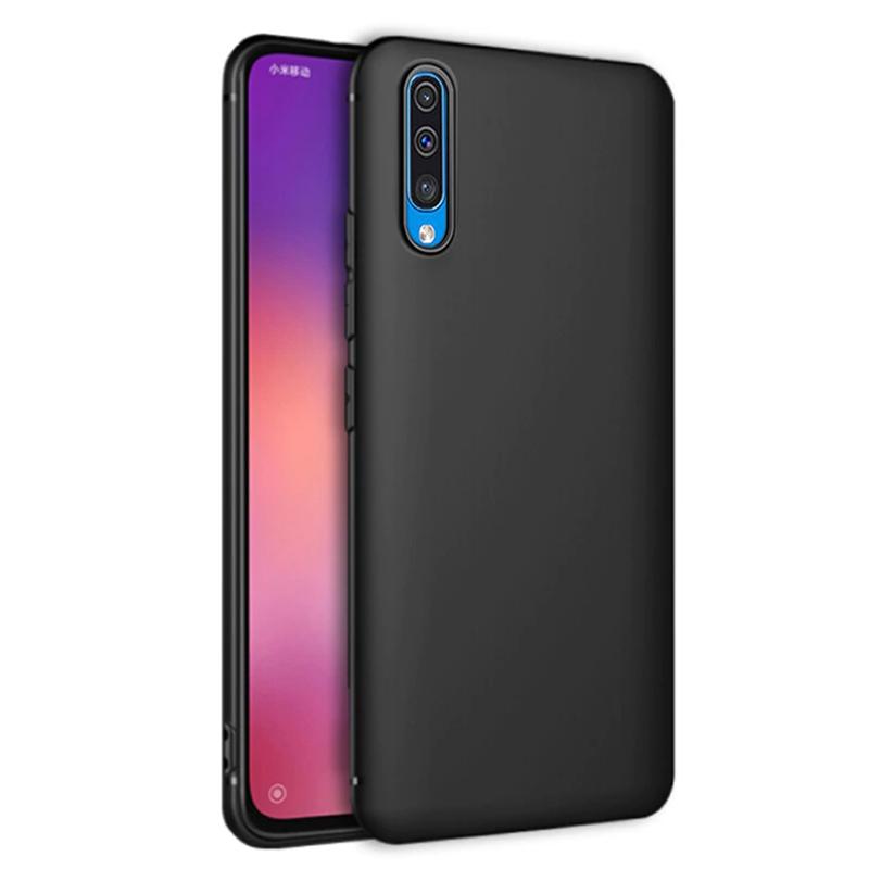 Husa Screen Geeks Solid Galaxy A50 (Black)