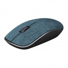 Mouse Rapoo 3510 Plus Fabric Wireless (1000 dpi) [Blue]