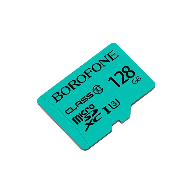 Card de memorie Borofone MicroSDHC 128GB (Class 10) [Blue]