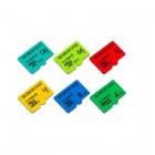 Card de memorie Borofone MicroSDHC 64 GB (Class 10) [Green]
