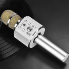 Microfon wireless Hoco BK3 Cool Sound [Silver]