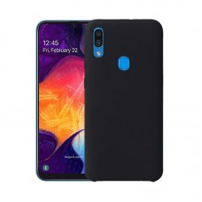 Husa Samsung Galaxy A30 Original Silicon [Black]