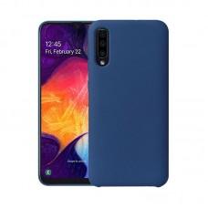Husa Samsung Galaxy A50 Original Silicon [Blue]
