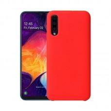 Husa Samsung Galaxy A50 Original Silicon [Red]