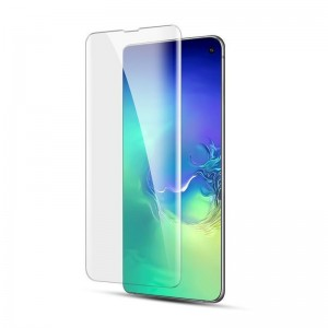 Защитное стекло Screen Geeks UV Glass Samsung Galaxy S10 [Clear]