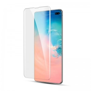 Защитное стекло Screen Geeks UV Glass Samsung Galaxy S10 Plus [Clear]