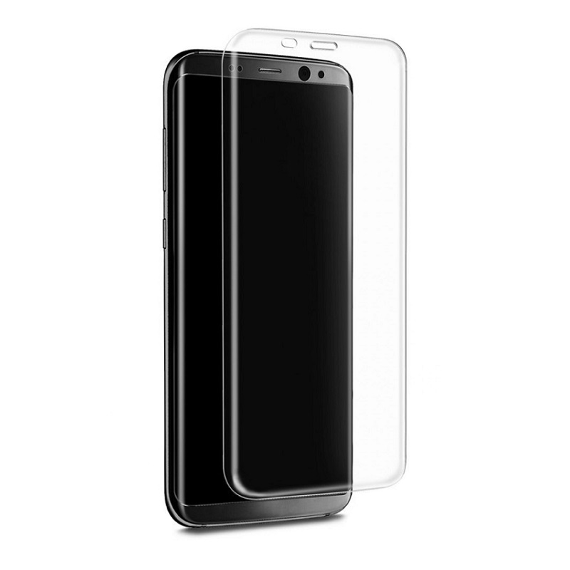 Sticla protectoare Screen Geeks UV Glass Samsung Galaxy S8 [Clear]