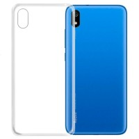 Husa Screen Geeks Tpu Ultra Thin Redmi 7A [Transparent]
