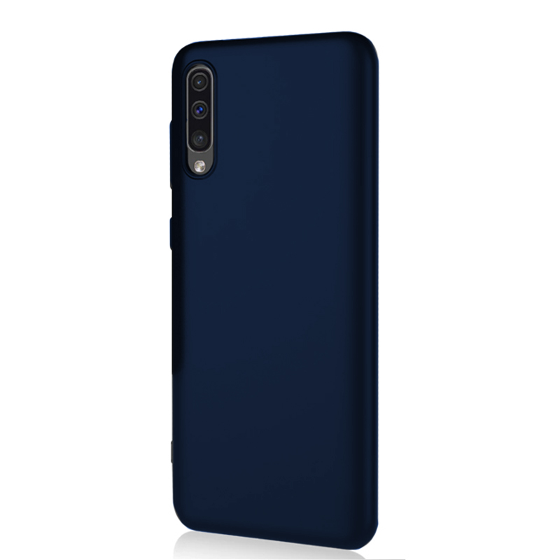 Husa Screen Geeks Tpu Touch Samsung Galaxy A50 [Blue]