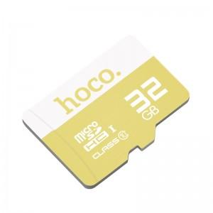 Карта памяти Hoco (Class 10), MicroSDHC, 32 GB