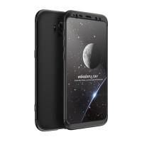 Husa pentru Samsung Galaxy J6 (2018) GKK 2-in-1 Husa + Bamper Black