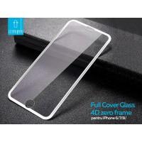 Sticla protectoare iPhone SE 2020  Screen Geeks 4D Zero Frame [White]