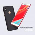 Husa + Folie ecran Xiaomi RedMi S2/Y2 Nillkin Super Frosted Shield Red