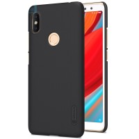 Husa + Folie ecran Xiaomi RedMi S2/Y2 Nillkin Super Frosted Shield Black