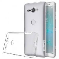 Husa Sony Xperia XZ2 Compact Nature TPU White