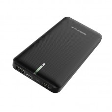 Power Bank Borofone BT18A Prosperous (13000 mAh) [Black]