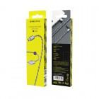 Cablu Borofone BX24 Ring Type-C (1m) [Gray]
