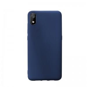 Husa Screen Geeks Tpu Touch Xiaomi Redmi 7A [Blue]