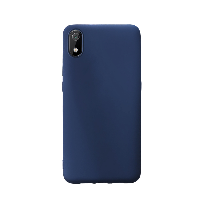 Husa Screen Geeks Tpu Touch Xiaomi Redmi 7A [Blue]