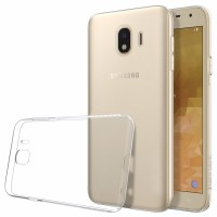Husa + Folie ecran Samsung Galaxy J4 (2018) Screen Geeks TPU Ultra Thin Transparent