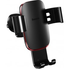 Suport auto Baseus Metal Age Gravity Car Mount Black