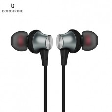 Set de casti bluetooth Borofone BE11 Magnetic Wireless SPORTS Black