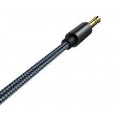 Cablu AUX 3,5mm Borofone BL3 AUDIOLINK Black