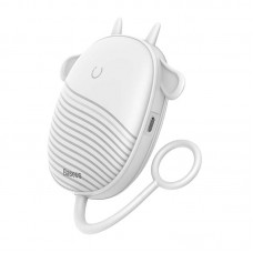 Incalzitor de maini Baseus Little Tail Camping Light Hand Warmer [White]