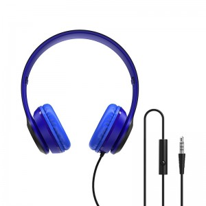 Casti Borofone BO5 Star Sound [Blue]