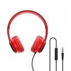 Casti Borofone BO5 Star Sound [Red]