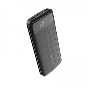 Power Bank Borofone BT21A Universal energy (20000 mAh) [Black]