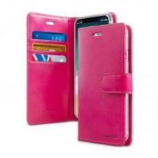 Husa Goospery Mercury Blue Moon Wallet Apple iPhone X / XS [Hot-Pink]