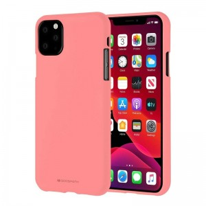 Чехол Goospery Mercury Soft Feeling Apple iPhone 11 Pro Max [Pink]