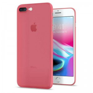 Husa Goospery Mercury Ultra Skin Apple iPhone 7 Plus / 8 Plus [Red]