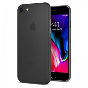Husa Goospery Mercury Ultra Skin Apple iPhone 7 / 8 [Black]