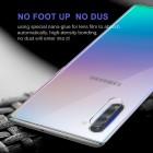 Sticla protectoare pentru camera Hoco V11 Samsung Galaxy Note 10 (2 buc) [Clear]