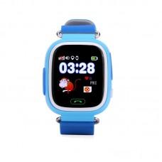 Ceas cu GPS pentru copii Wonlex GW100 [Blue]