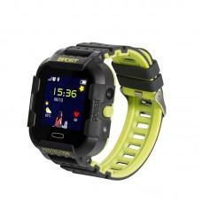Ceas cu GPS pentru copii Wonlex KT03 (IP67 & Camera) [Black]
