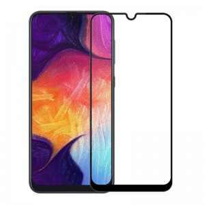 Sticla protectoare Samsung Galaxy A30s Screen Geeks Full All Glue [Black]